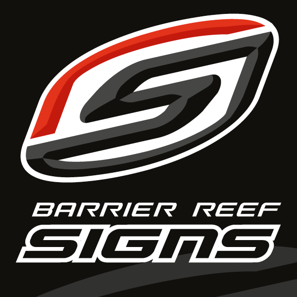 Barrier Reef Signs