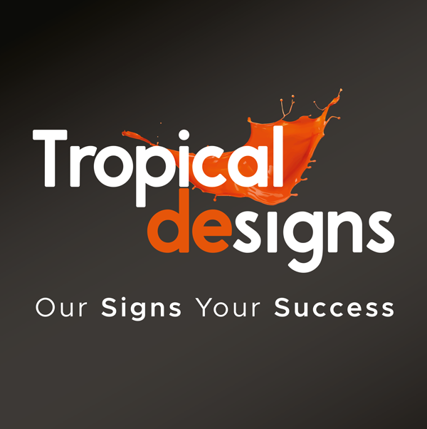 Tropical designs